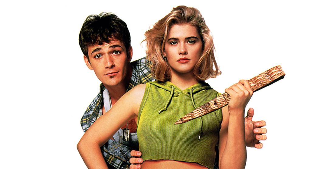 Kristy Swanson oli Buffy ennen Buffya.