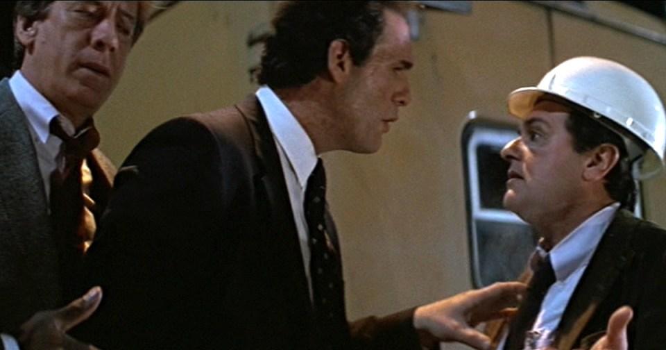 Special Agent Johnson Die Hard parhaat toimintaelokuvat