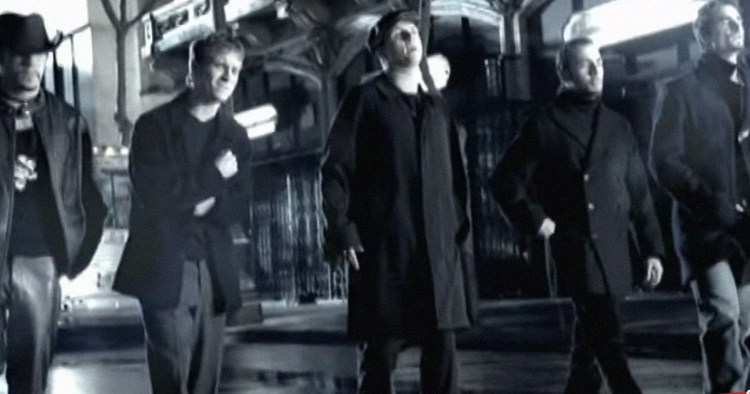 Backstreet Boys Show Me the Meaning of Being Lonely video