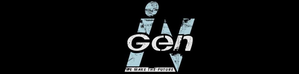 InGen company logo Jurassic Park