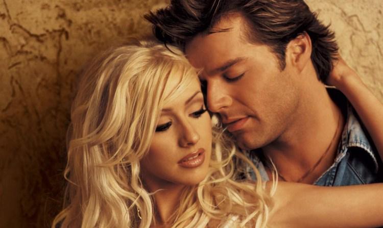 Straight-up & natural: Christina ja Ricky fiilistelevät yksinäisyyttä.