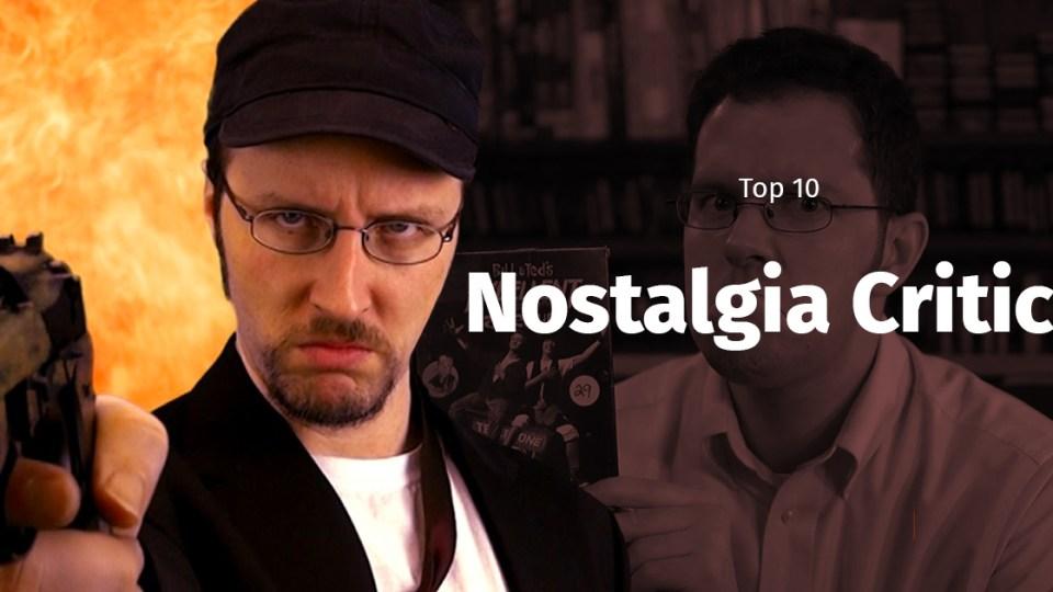 TOP 11 Nostalgia Critic -jaksoa