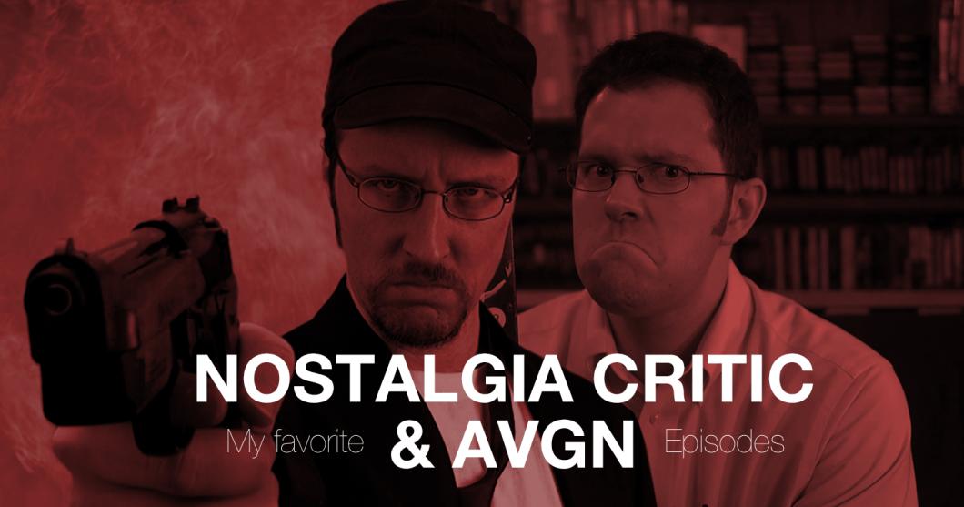 Nostalgia Critic AVGN