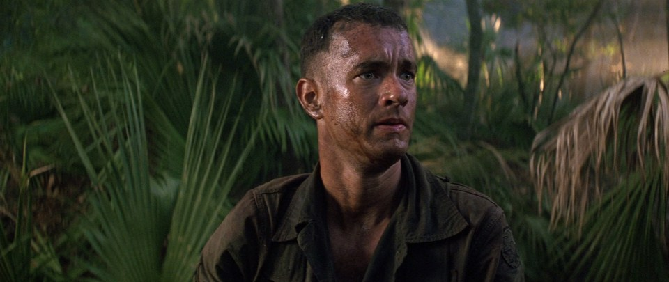 Forrest in the forest in Viet-fuckin-nam!