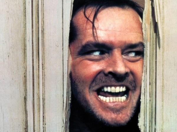 Hohto The Shining Kubrick Nicholson