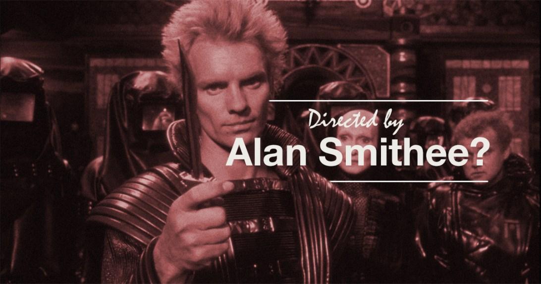 Alan Smithee alkuperä Dyyni elokuva