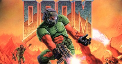 Doom peli HurraaKerkko
