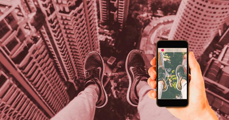 Digilluusio livestriimi Meerkat Periscope Snapchat sosiaalisen median asiantuntija