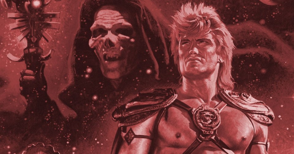 He-Man Dolph Lundgren Masters of the Universe