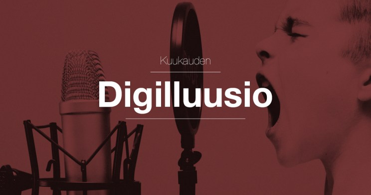 Google audio Digilluusio