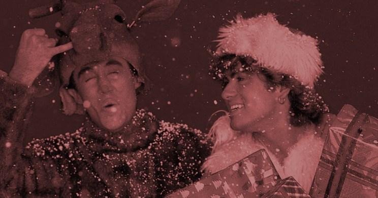 Wham George Michael Last Christmas