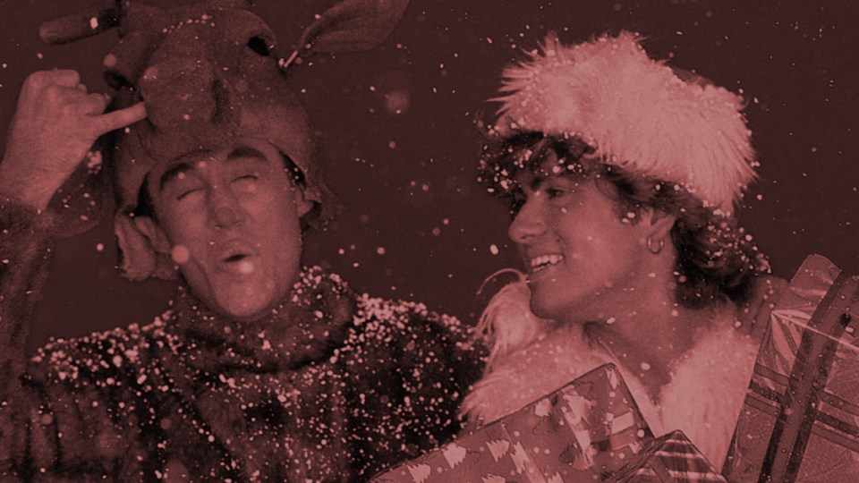 Wham George Michael Last Christmas