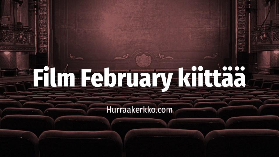 hurraakerkko film february