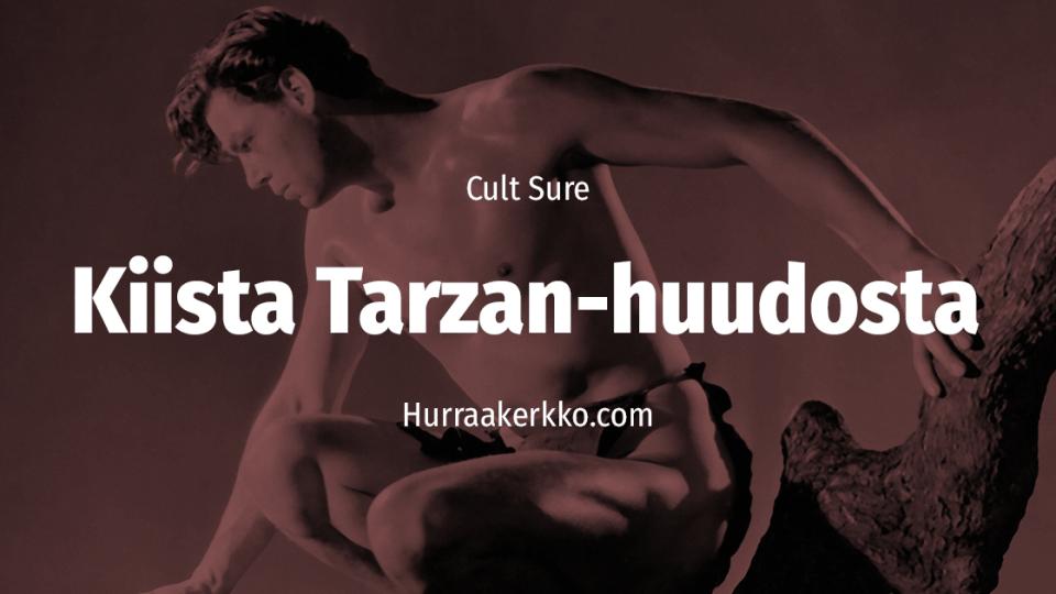 Cult Sure: Kiista Tarzan-huudon alkuperästä