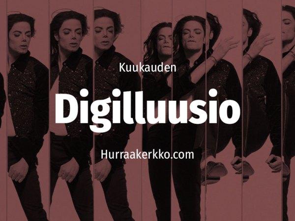 Kuukauden Digilluusio: Remix Michael Jacksonin viimeisestä pitkäsoitosta Invincible