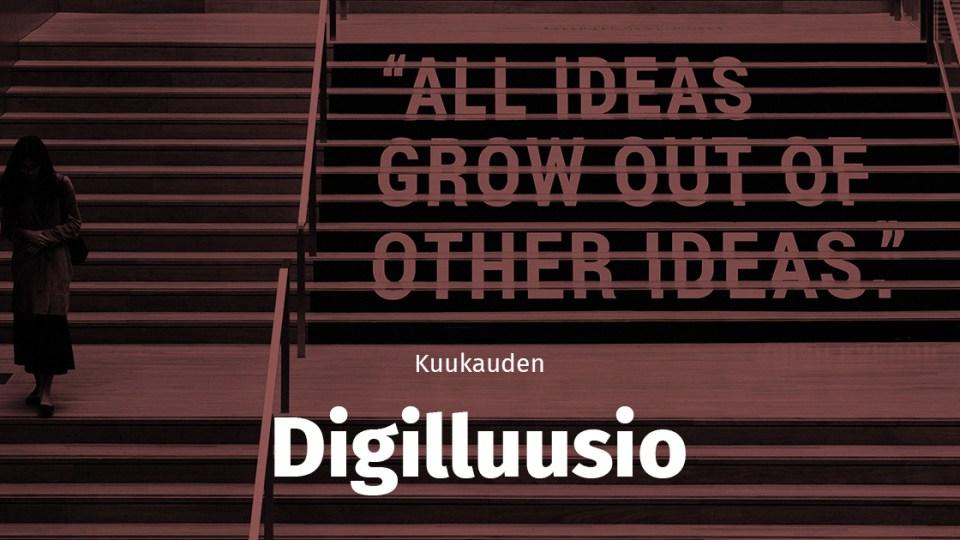Kuukauden Digilluusio: Ketä seurata, miten ja miksi – uusi inspiroiva lista!