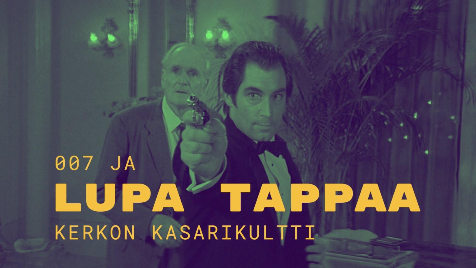 007 Lupa Tappaa (license to kill, 1989)