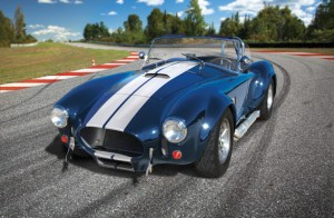 Official Raffle Car of the 2013 London Cobra Show
