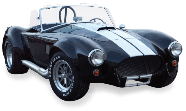 Hurricane 427 Roadster Cobra Replica Kit