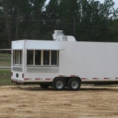 Mobile Kitchens Kitchen Trash Hurricane Concessions 8 5 X 20 29 589 00