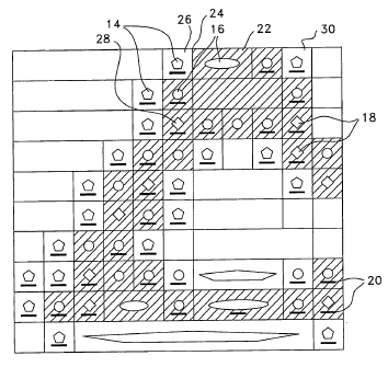 Patente Raster US20060002614A1