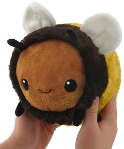 107015 Mini Squishable Fuzzy Bumblebee