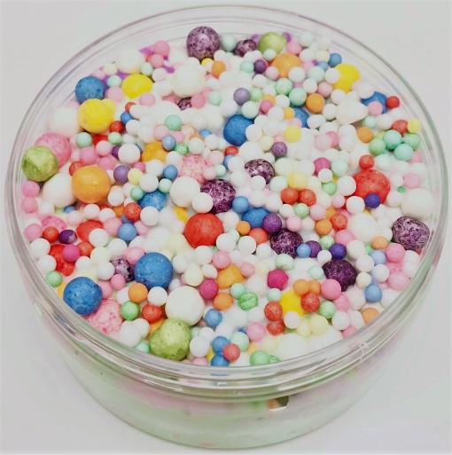 Foam Beads Fluffy Slime