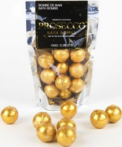 111346-2 Prosecco Bath Bombs 10-Pack