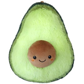 111385 Squishable Comfort Food Avocado - 38 cm