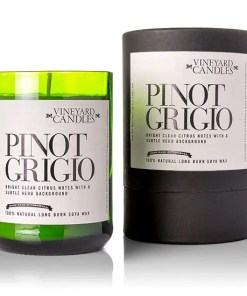 Pinot Grigio. Vineyard Candles Vineyard Collection