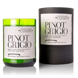 Pinot Grigio. Vineyard Candles Vineyard Collection