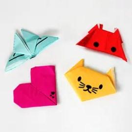 Servetter Origami