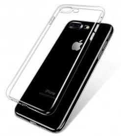 111430 Transparent TPU Case iPhone 8/7