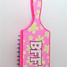 BFF Flower Glitter Brush