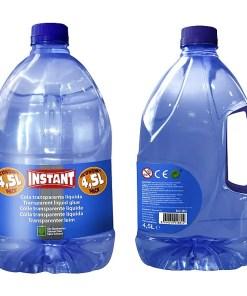 Clear Blue School Glue PVA Lim 4.5 L