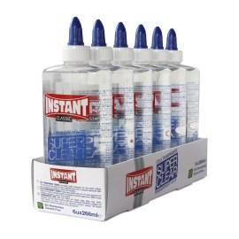 6-Pack Super Clear Transparent Glue Slime PVA Lim