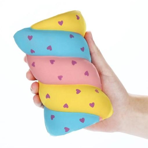 Squishy Jumbo Marshmallow 2-pack