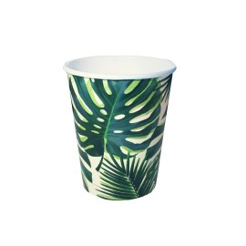 Pappersmuggar Palmblad - Tropical Fiesta