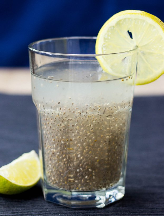 Chia Seeds Weight Loss Drink