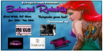 Enchanted Rockabilly Hunt