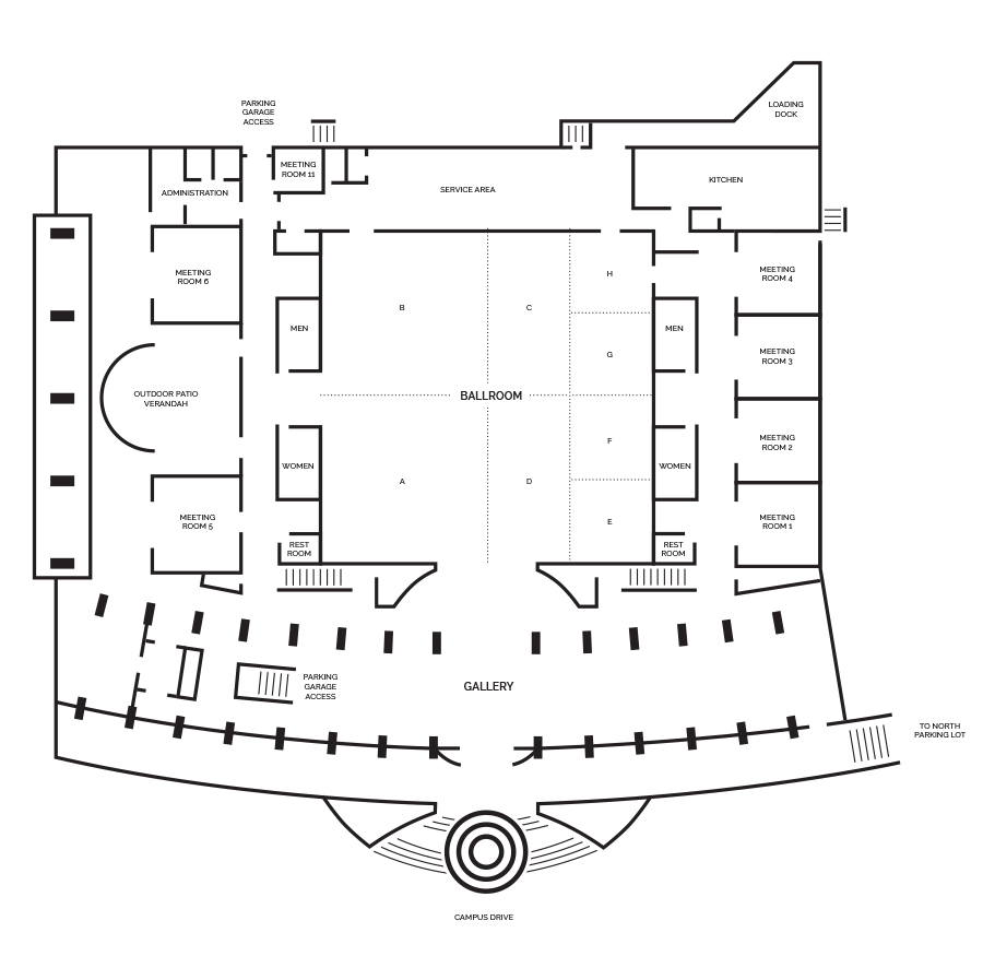 medium resolution of our facility room capacities and floor plans