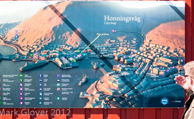 This Is Honningsvåg Nordkapp Captainsvoyage Forums