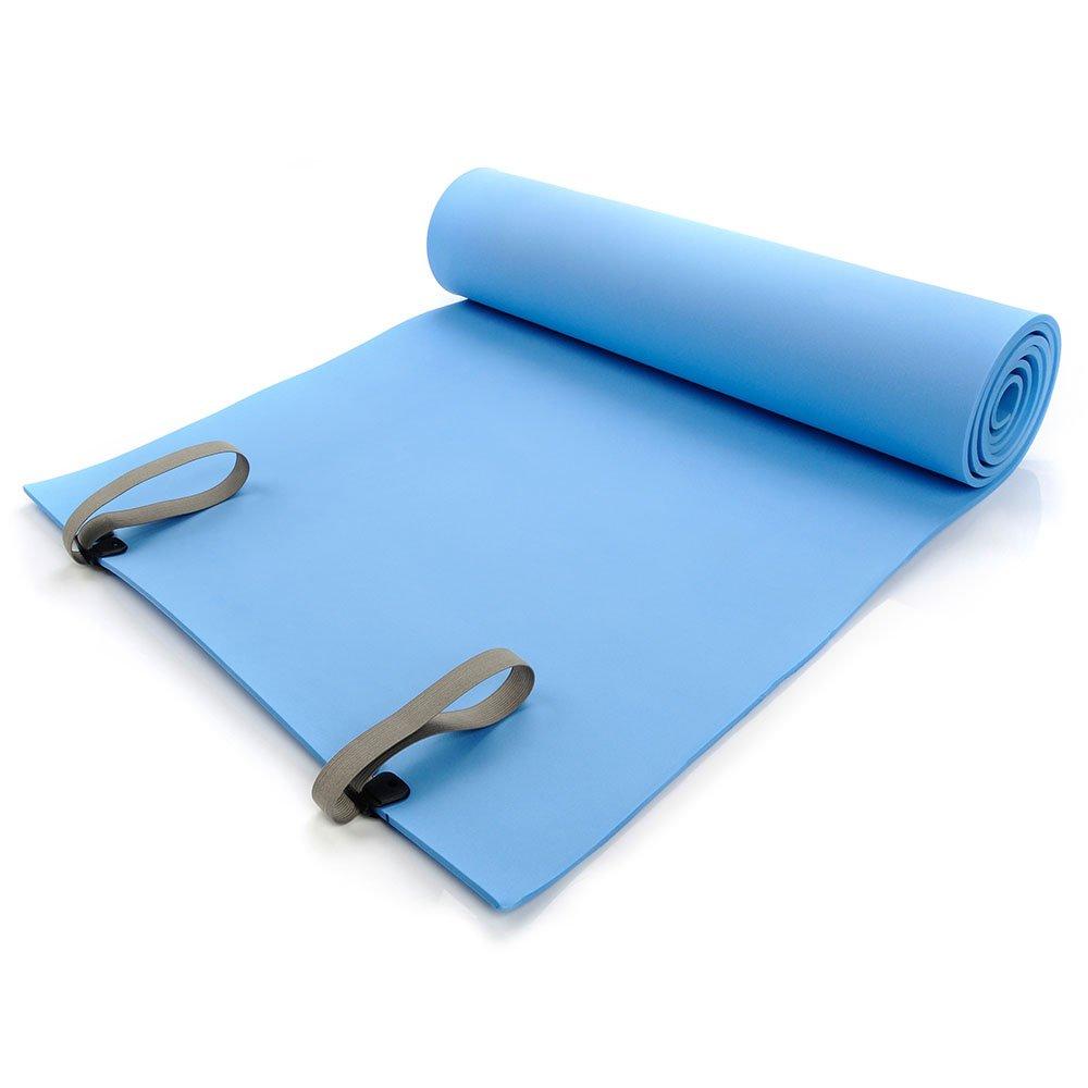 180x50x0.5 Camping Mat Foldable Sleeping Mattress Mat Waterproof Aluminum Foil Outdoor Travel Mat Sports Fitness Yoga Mats Fitness & Body Building