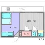 浴室に食い込んでる窓?の構造が知りたい間取り図。第2キッチンはいつ使う?