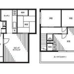 この家いくらだと思います?答えは後ほど〜#クイズ#の#時間です#思わず#二度見した#間取り図