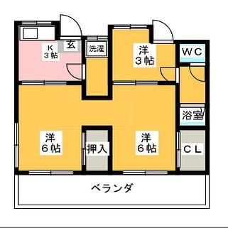 洗濯機サイズの浴室へようこそ!ニコイチ妄想ランチタイム〜#玄関#2個#ワクワク#妄想#ランチタイム#間取り図