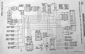 rectifierregulatorwiringdiagram   Husaberg Wiki