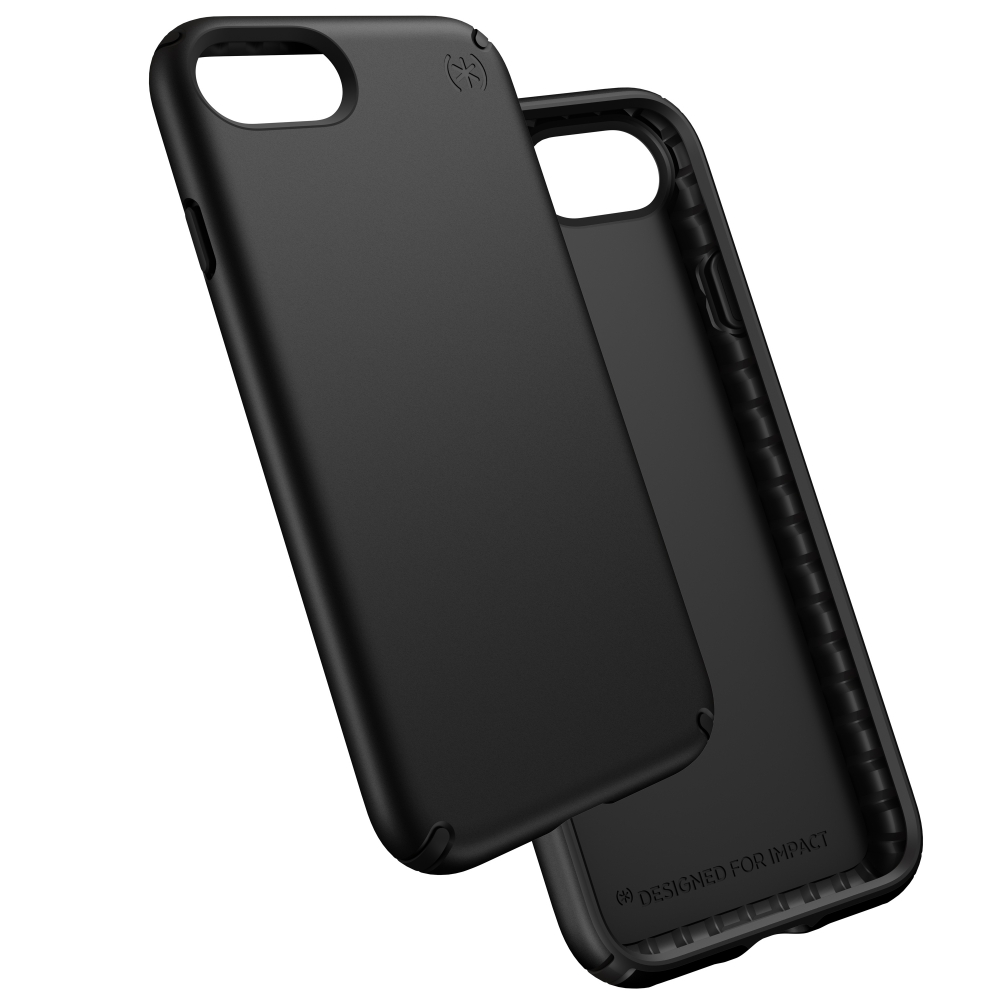 Carcasa Speck iPhone 6 Plus, 6s Plus, 7 Plus, 8 Plus Presidio Black/Black