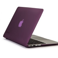 Husa MacBook Air 11'' SmartShell Satin Purpuriu
