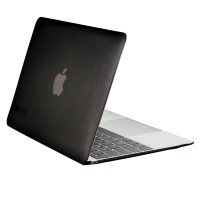 Husa MacBook Air 13″ 2010-2017 SeeThru Onyx Black